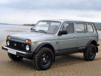 Lada 4x4, 1 поколение [2-й рестайлинг], 2131 внедорожник 5-дв., 2009–2016