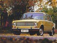 Lada 2101, 1 поколение, Седан, 1970–1988
