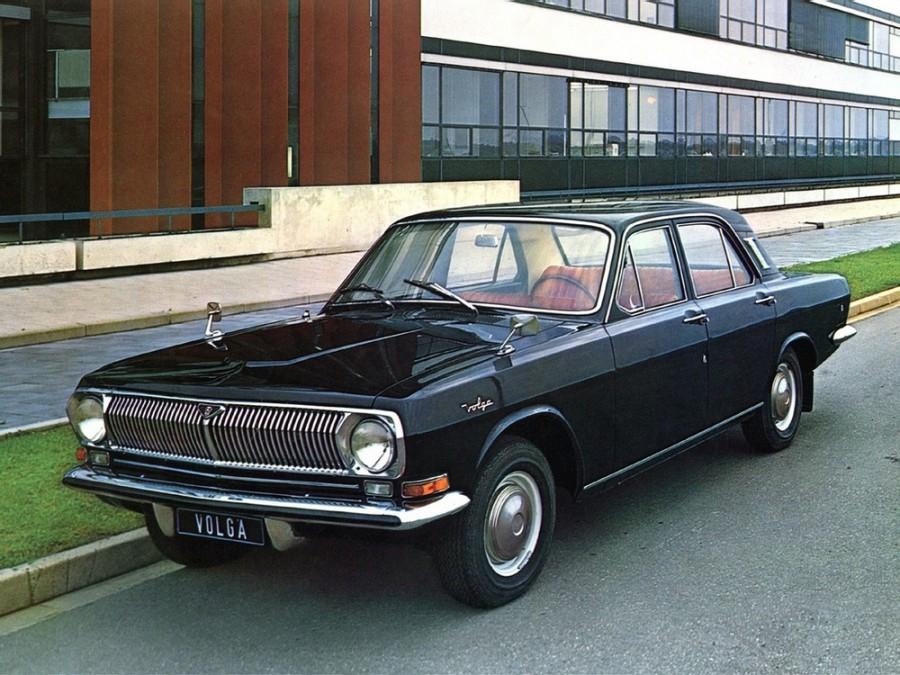 Газ Volga 24 седан, 1968–1986, Первая серия - отзывы, фото и характеристики на Car.ru