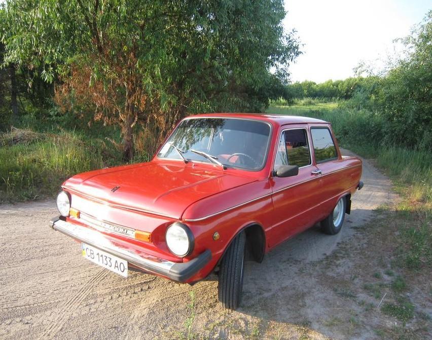 Zaz 968 седан, 1979–1994, 1 поколение [рестайлинг] - отзывы, фото и характеристики на Car.ru