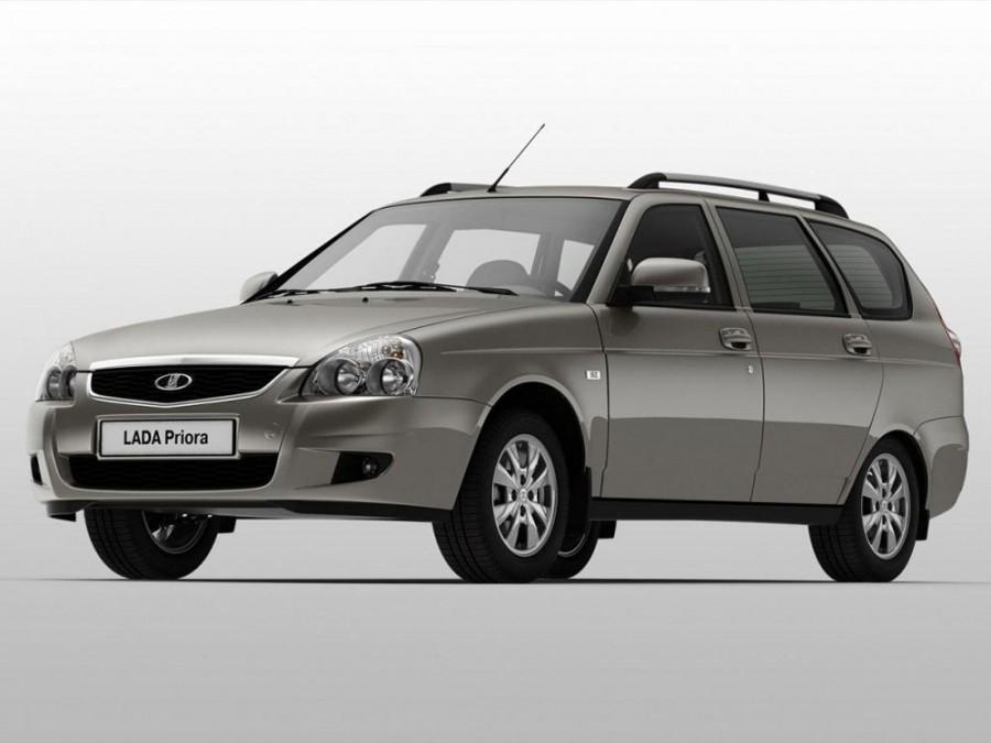 Lada Priora универсал, 2013–2016, 1 поколение [рестайлинг] - отзывы, фото и характеристики на Car.ru