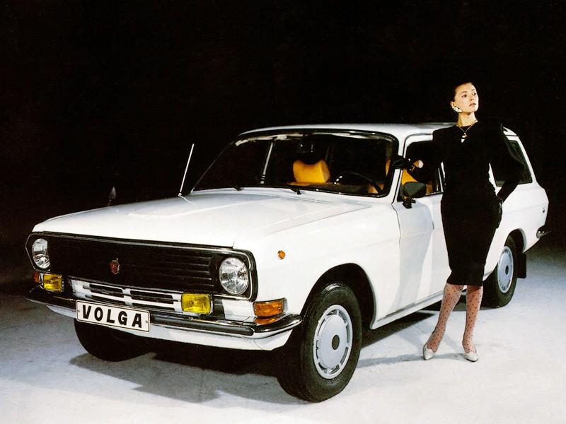 Газ Volga 24 24-12 универсал, 1986–1992, Третья серия - отзывы, фото и характеристики на Car.ru