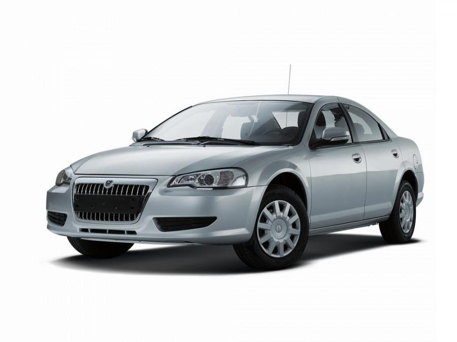 Газ Siber седан, 2008–2010, 1 поколение - отзывы, фото и характеристики на Car.ru