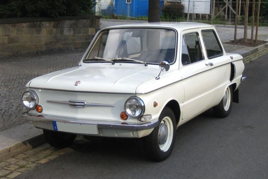 Zaz 968 седан, 1970–1994, 1 поколение - отзывы, фото и характеристики на Car.ru