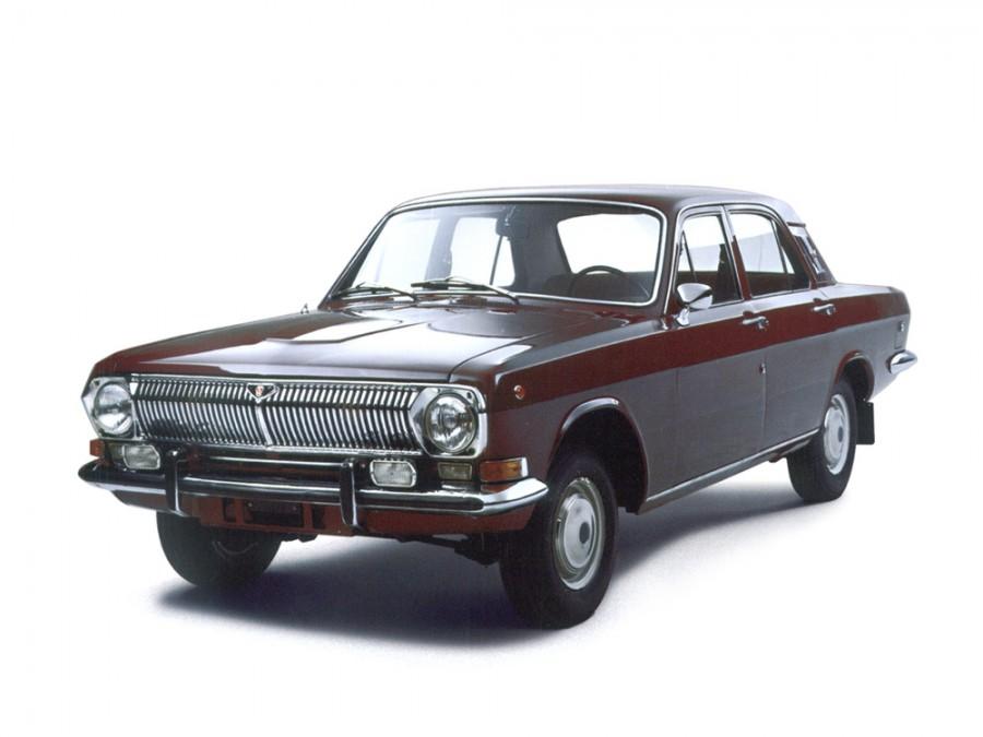 Газ Volga 24 седан, 1977–1985, Вторая серия - отзывы, фото и характеристики на Car.ru