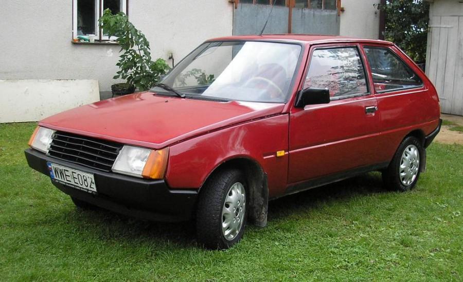 Zaz 1102 хетчбэк, 1988–2007, 1 поколение - отзывы, фото и характеристики на Car.ru