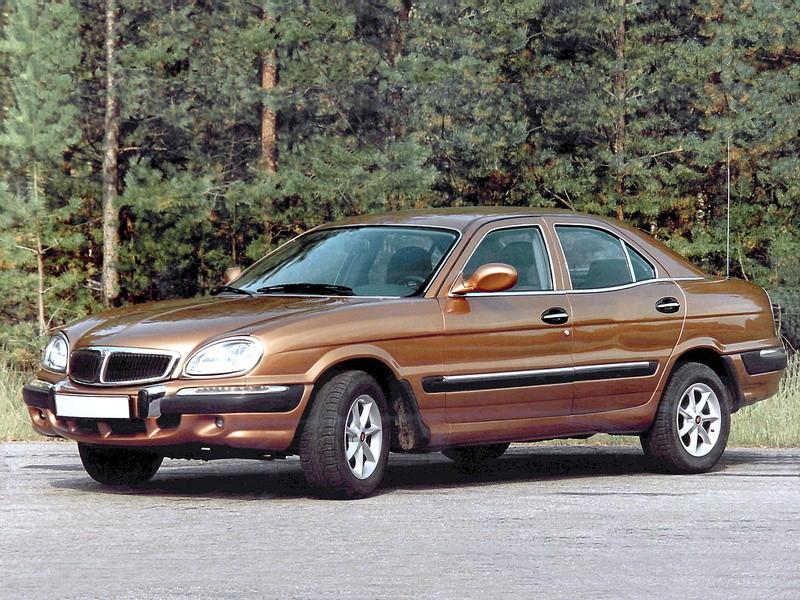 Газ 3111 седан, 2000–2004, 1 поколение - отзывы, фото и характеристики на Car.ru