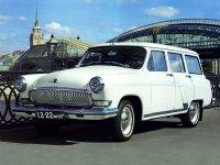 Газ Volga 21, Третья серия, Универсал, 1962–1970
