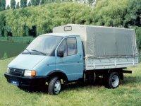 Газ Газель, 1 поколение, 3302 борт 2-дв., 1994–2003