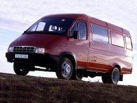 Газ Газель, 1 поколение, 2705 комби микроавтобус 4-дв., 1994–2003