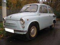 Zaz 965, 1 поколение, Седан, 1960–1970