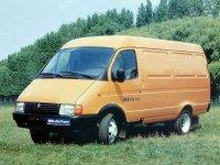 Газ Газель, 1 поколение, 2705 фургон 4-дв., 1994–2003