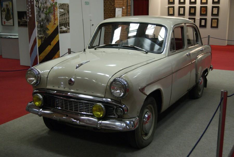 Москвич 403 седан, 1962–1965, 1 поколение - отзывы, фото и характеристики на Car.ru
