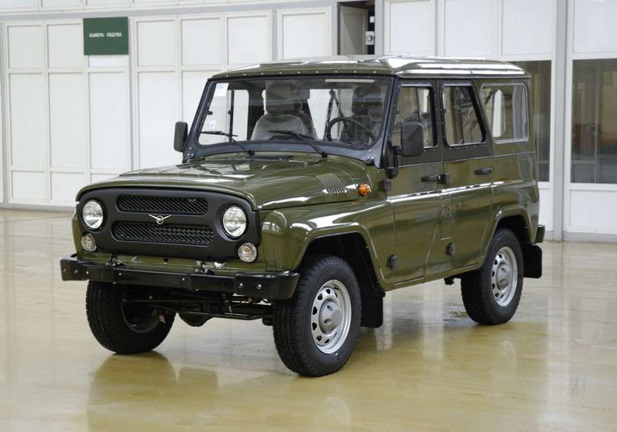 Уаз 469 внедорожник, 2010, 2 поколение - отзывы, фото и характеристики на Car.ru