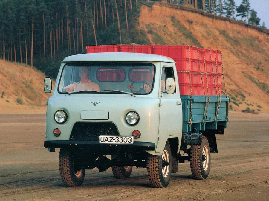 Уаз 3303 борт, 1985–2016, 1 поколение - отзывы, фото и характеристики на Car.ru