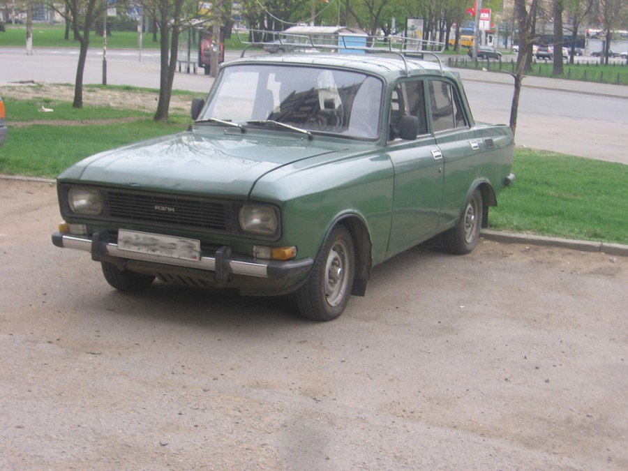 Москвич 2140 седан, 1976–1988, 1 поколение - отзывы, фото и характеристики на Car.ru