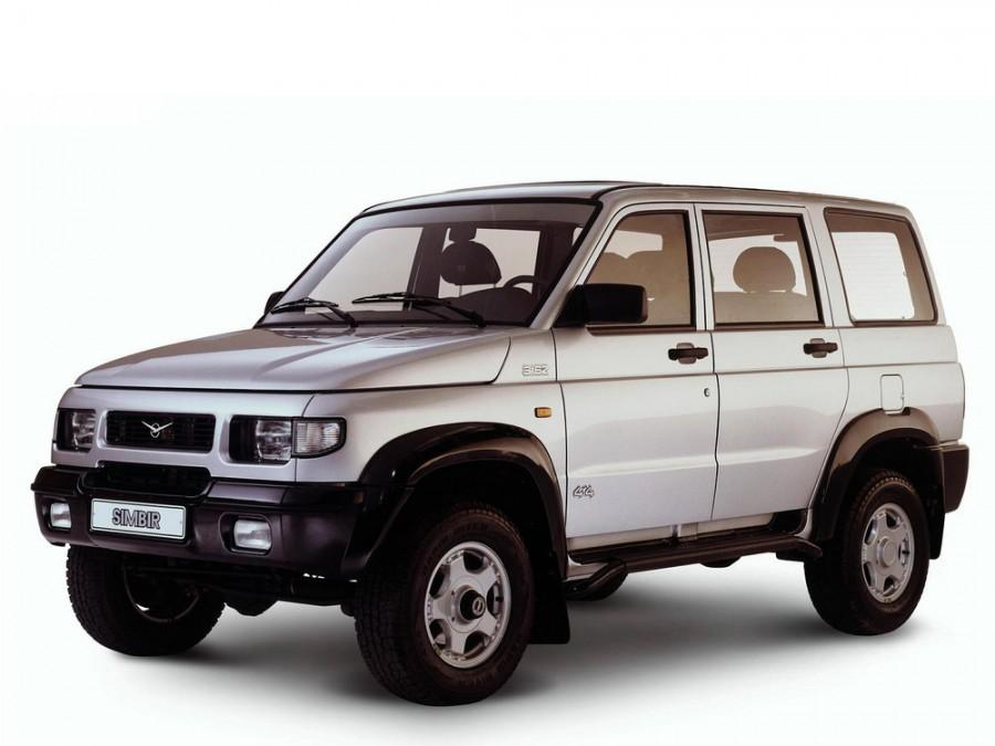 Уаз 3162 Simbir внедорожник, 2000–2005, 1 поколение - отзывы, фото и характеристики на Car.ru