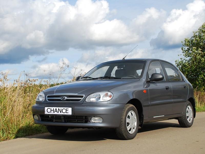 Zaz Chance хетчбэк, 2009–2014, 1 поколение - отзывы, фото и характеристики на Car.ru