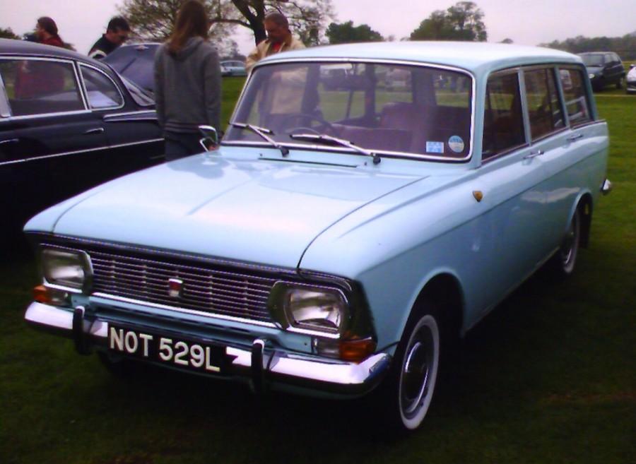 Москвич 427 универсал, 1967–1976, 1 поколение - отзывы, фото и характеристики на Car.ru