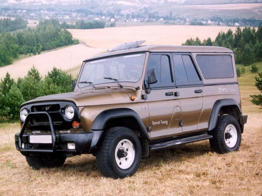 Уаз 3159 внедорожник, 1999–2004, 1 поколение - отзывы, фото и характеристики на Car.ru