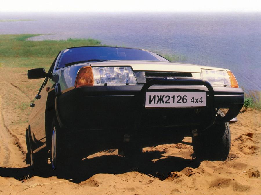 Иж 2126 4х4 хетчбэк, 1991–2005, 1 поколение - отзывы, фото и характеристики на Car.ru