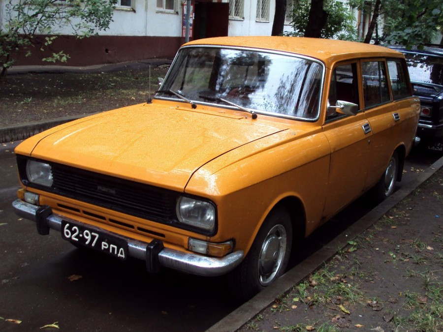 Москвич 2137 универсал, 1976–1987, 1 поколение - отзывы, фото и характеристики на Car.ru