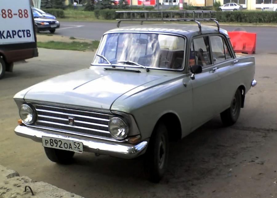 Москвич 408 седан, 1964–1975, 1 поколение - отзывы, фото и характеристики на Car.ru