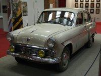 Москвич 403, 1 поколение, Седан, 1962–1965