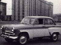 Москвич 407, 1 поколение, Седан, 1958–1963