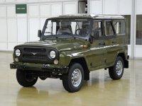 Уаз 469, 2010, 2 поколение, Внедорожник