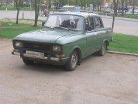 Москвич 2140, 1 поколение, Седан, 1976–1988