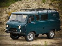Уаз 3909, 1 поколение, Фургон, 1985–2016