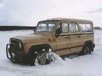 Уаз 3153, 1 поколение, Внедорожник, 1996–2008