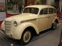 Москвич 400, 1 поколение, Седан, 1946–1954