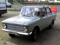 Москвич 408, 1 поколение, Седан, 1964–1975
