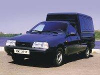 Иж 2717, 1 поколение, Фургон, 1997–2005