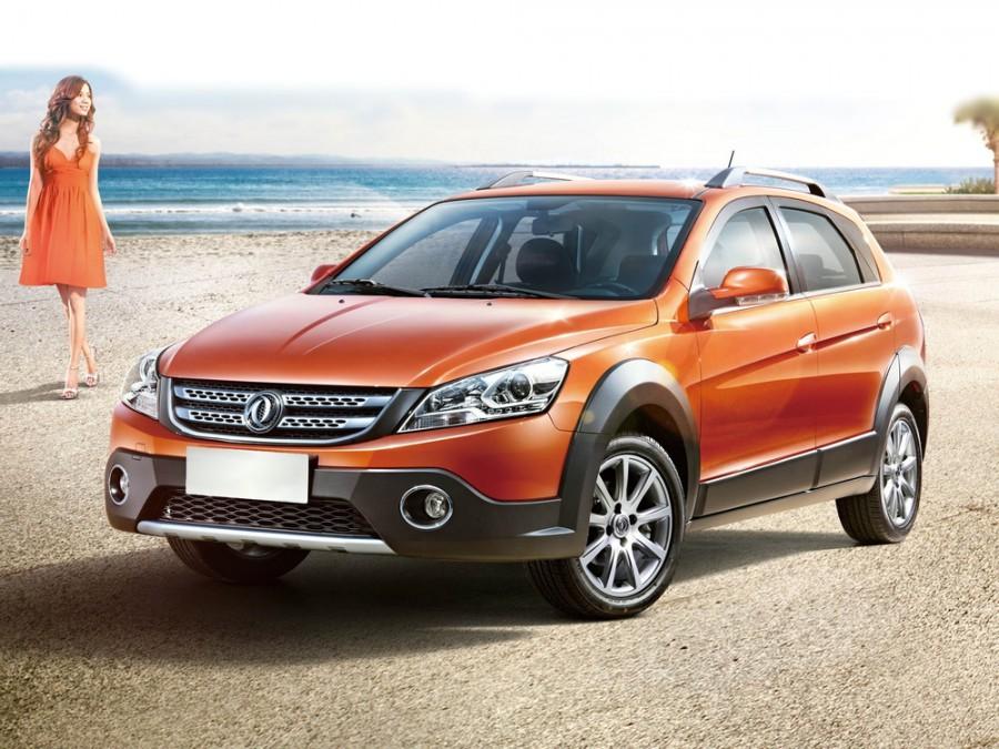 Dongfeng H30 Cross хетчбэк, 2011–2016, 1 поколение - отзывы, фото и характеристики на Car.ru