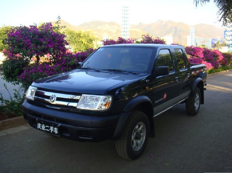 Dongfeng Rich пикап, 2007–2016, 1 поколение - отзывы, фото и характеристики на Car.ru