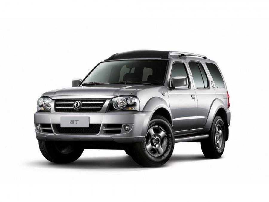 Dongfeng Oting внедорожник, 2007–2016, 1 поколение - отзывы, фото и характеристики на Car.ru