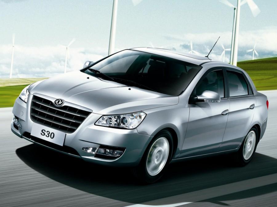 Dongfeng S30 седан, 1 поколение - отзывы, фото и характеристики на Car.ru