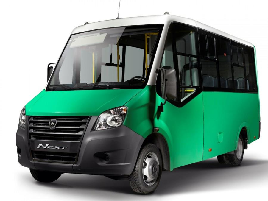 Газ NEXT микроавтобус, 2013–2016, 1 поколение - отзывы, фото и характеристики на Car.ru