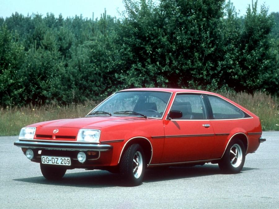 Opel Manta CC хетчбэк, 1975–1982, B - отзывы, фото и характеристики на Car.ru