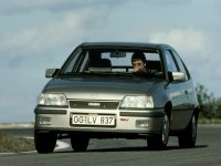 Opel Kadett, E [рестайлинг], Gsi хетчбэк 3-дв.
