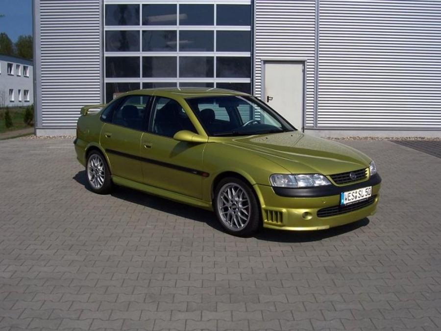 Opel Vectra i500 седан 4-дв., 1995–1999, B - отзывы, фото и характеристики на Car.ru