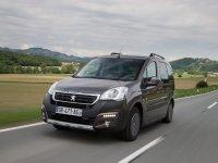Peugeot Partner, 2 поколение [2-й рестайлинг], Tepee минивэн, 2015–2016