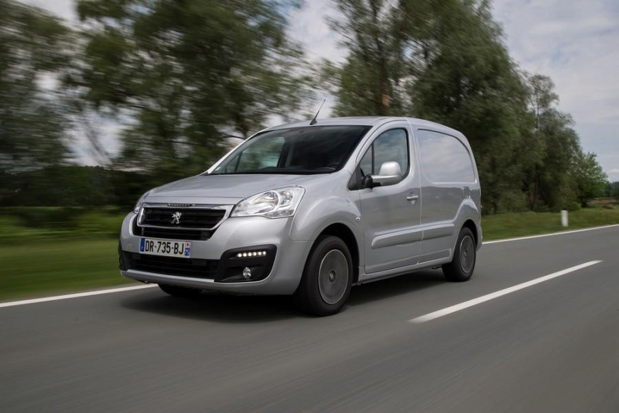 Peugeot Partner VU фургон, 2015–2016, 2 поколение [2-й рестайлинг] - отзывы, фото и характеристики на Car.ru