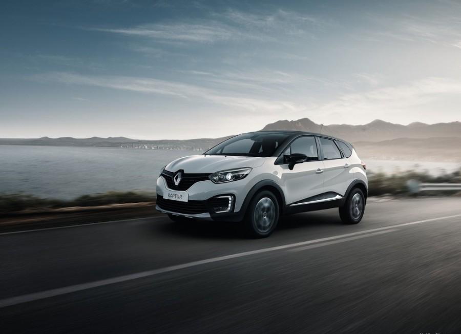 Renault Kaptur кроссовер, 2016–2016, 1 поколение - отзывы, фото и характеристики на Car.ru