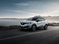Renault Kaptur, 1 поколение, Кроссовер, 2016–2016