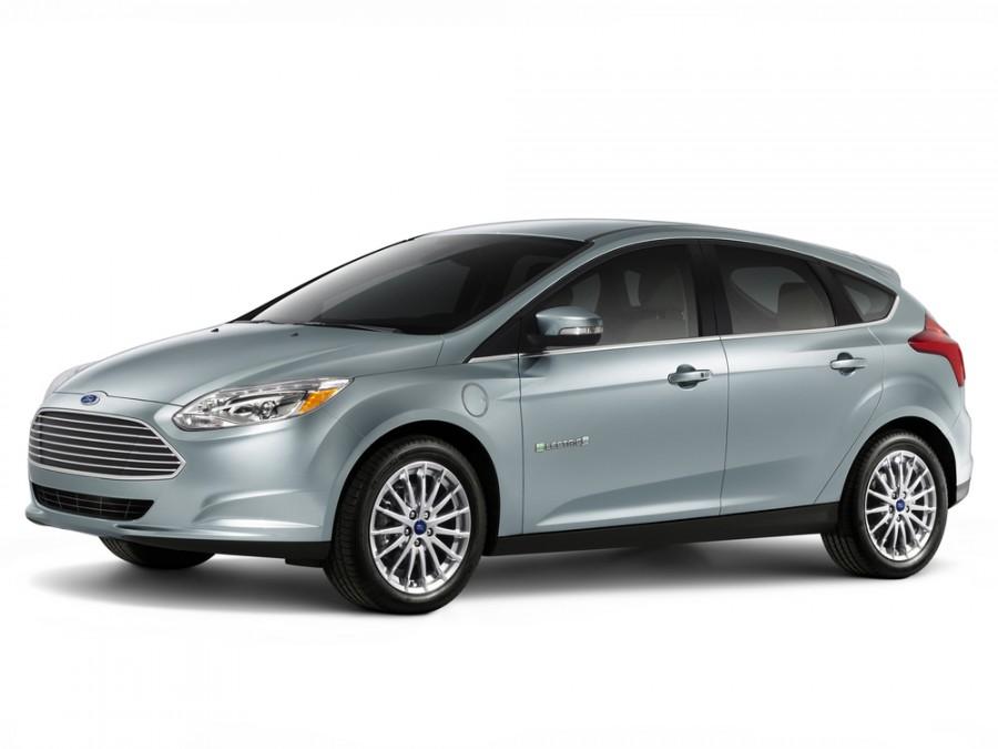 Ford Focus Electric хетчбэк 5-дв., 2011–2016, 3 поколение - отзывы, фото и характеристики на Car.ru