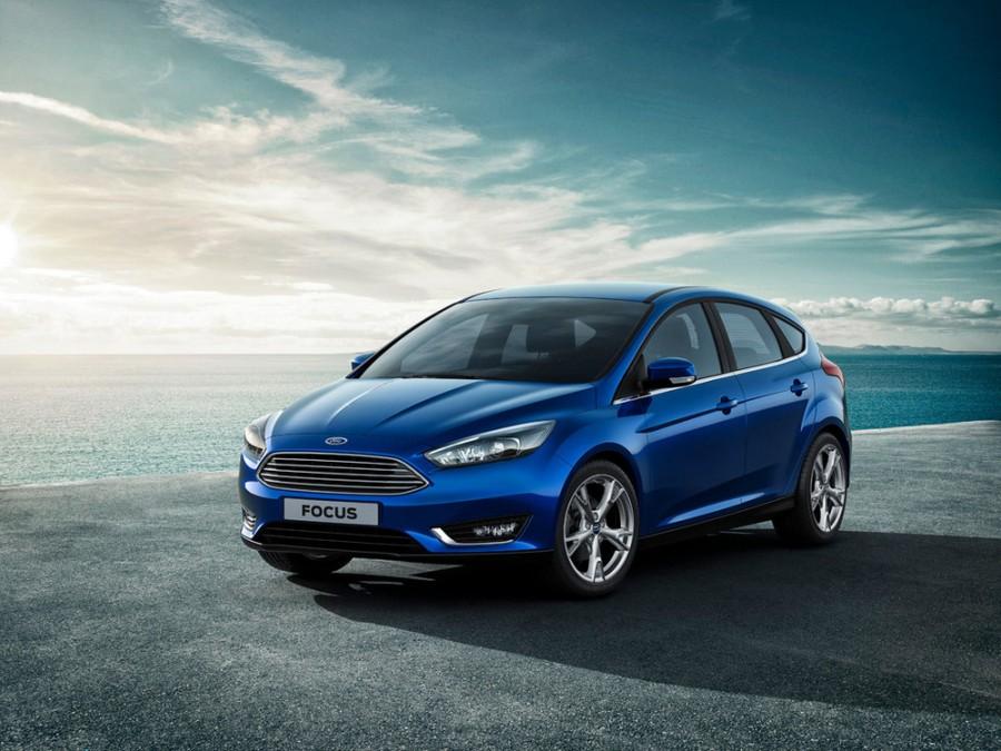 Ford Focus хетчбэк 5-дв., 2014–2016, 3 поколение [рестайлинг] - отзывы, фото и характеристики на Car.ru